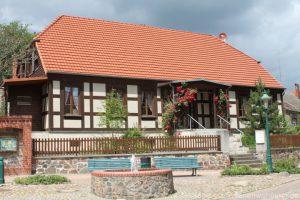 Flecken Zechlin Fachwerkhaus