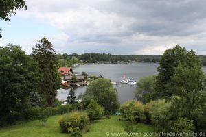 Flecken Zechlin - Schwarzer See