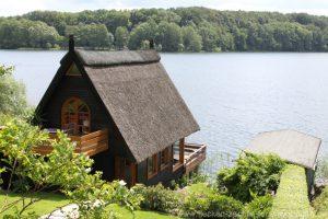 Flecken Zechlin Haus am See