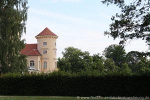 Rheinsberg Schloss Turm